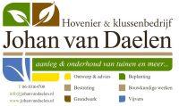 Hovenier en Klussenbedrijf Johan van Daelen